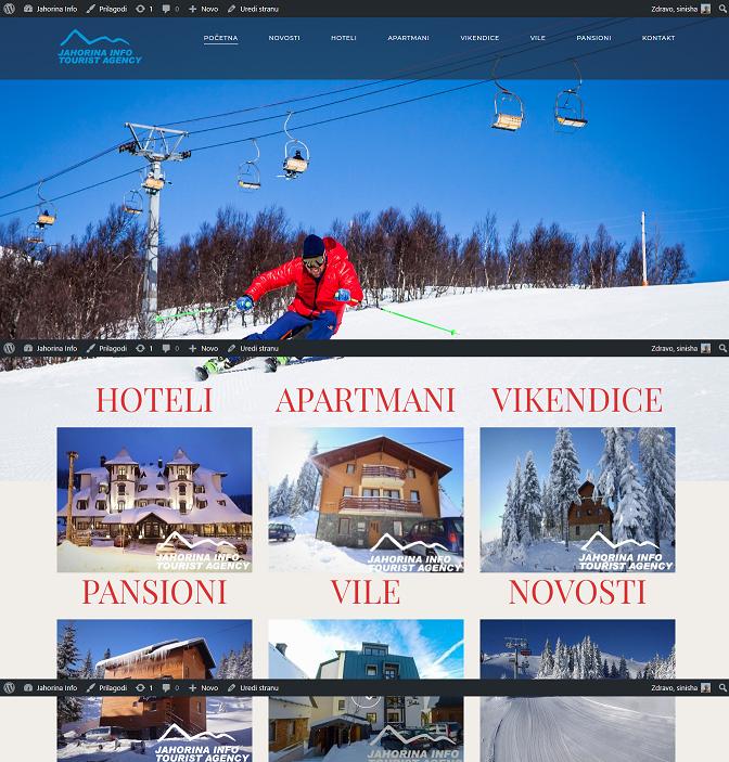 Skijaski sajt